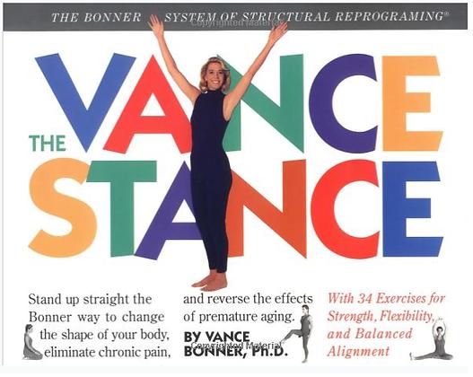 The Vance Stance! (Workman Publishing, 1993)
