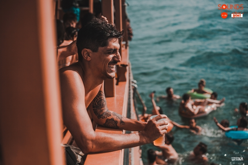 Boat Party 2018