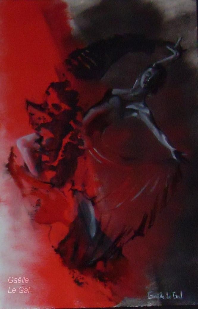 DANSEUSE_FLAMENCO-Acrylique-65_x50_cm