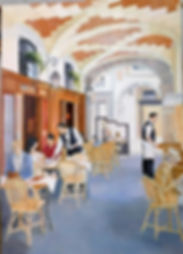 Café Place des Vosges-Gaelle Le Gal.jpg