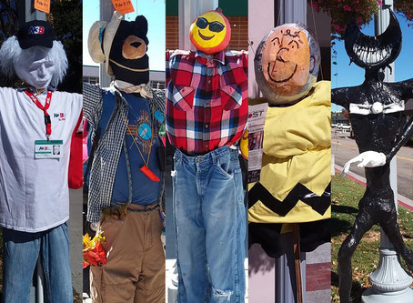 Which Scarecrow Will Be the FAN FAVORITE?