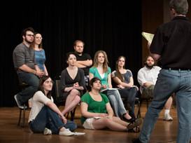 """1ère page sur Google pour la requête """"cours de theatre en ligne"""""""