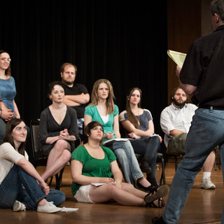 Teatro Coaching, para crecer actuando