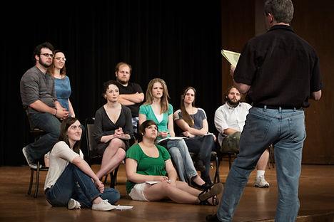 Groupe de théâtre