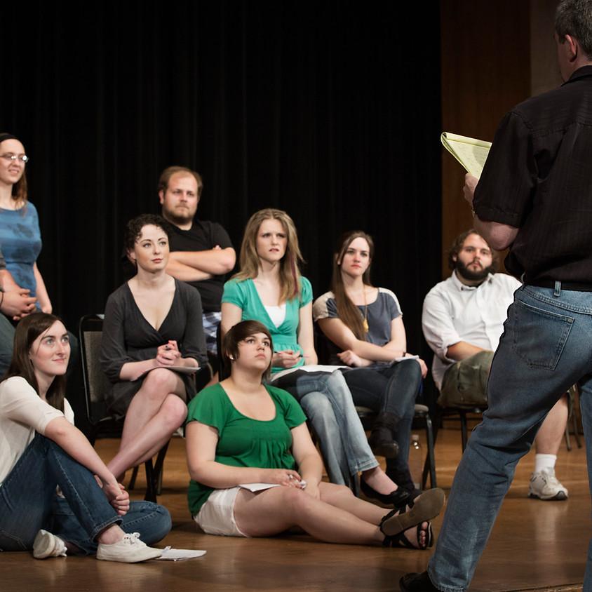 Improvisation théâtre