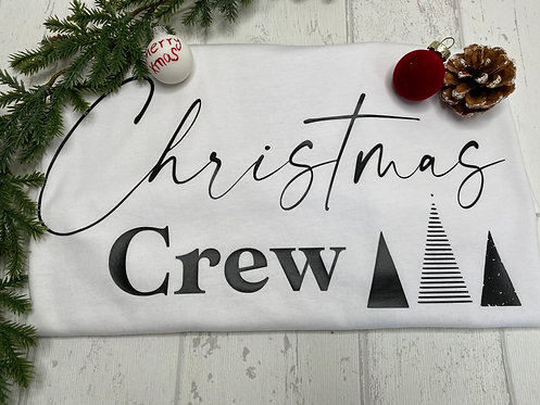 Christmas Crew Damen