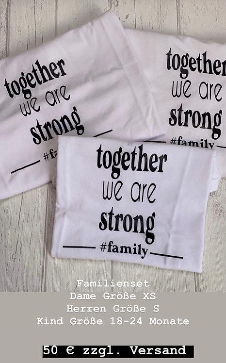 #family 3er Set
