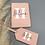 Thumbnail: Reisepasshülle & Kofferanhänger Initial & Name