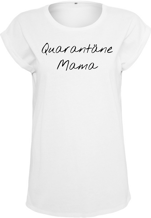 Quarantäne Mama
