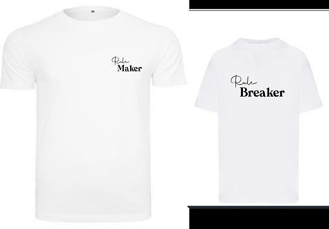 Rule Maker /Rule Breaker