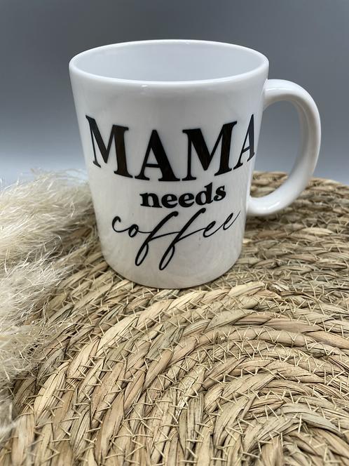 Tasse Mama needs coffee