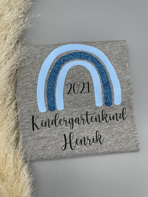 Kindergartenkind / Krippenkind Regenbogen