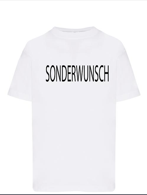 Sonderwunsch Geburtstagsshirt/body