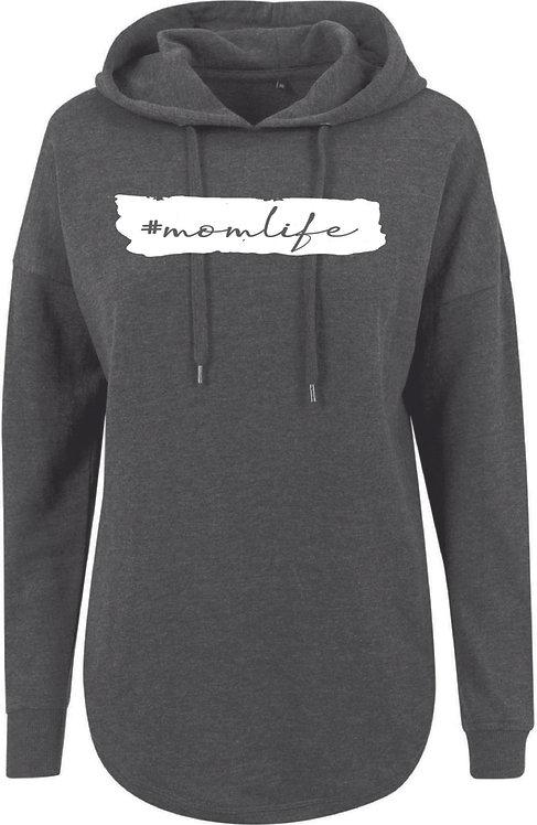 #momlife Oversize Hoodie
