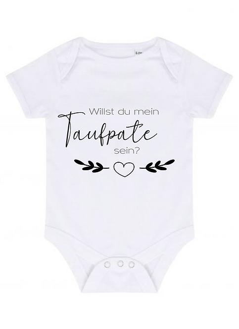 Taufpate/Patenonkel