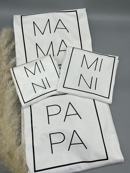 MA MA,PA PA,MI NI 4er Set