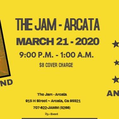 Jimi Jeff at The Jam