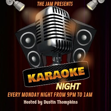 Karaoke at The Jam