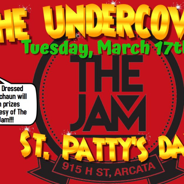 The Undercovers St. Patty's