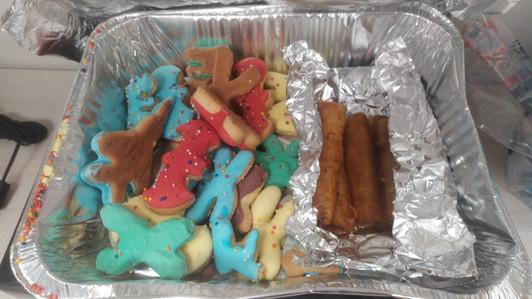 Johanna's chromosome cookies