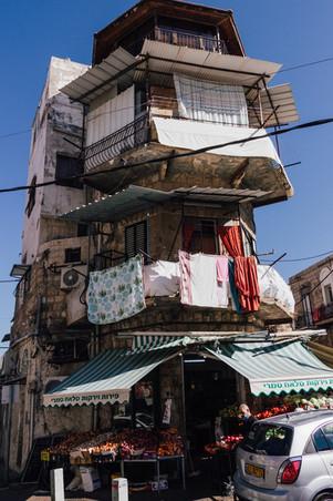 Lab trip to Haifa October 2021: Nisnas Market