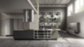 Kitchen Saturnia
