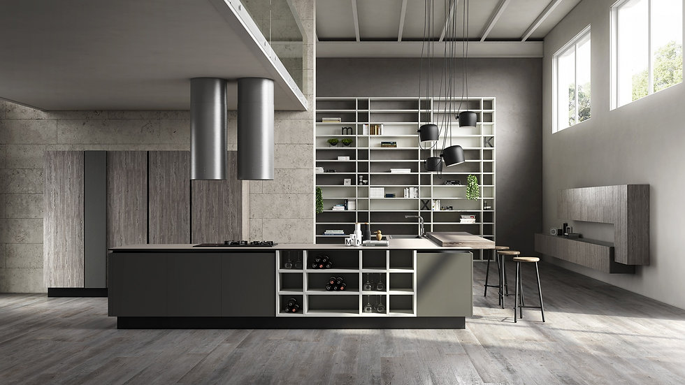 Kitchen Saturnia