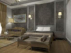 Hotel furniture Savoia