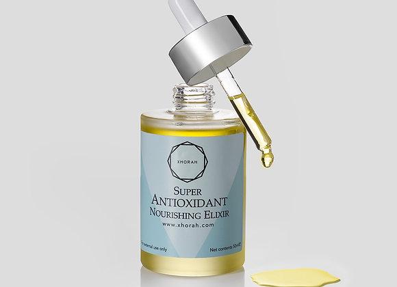 Super Antioxidant Nourishing Elixir Facial Oil