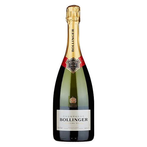 Champagne Bollinger Brut Spécial Cuvée