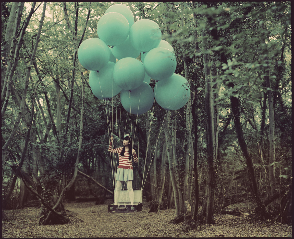 Elizabeth and the Blue Balloons