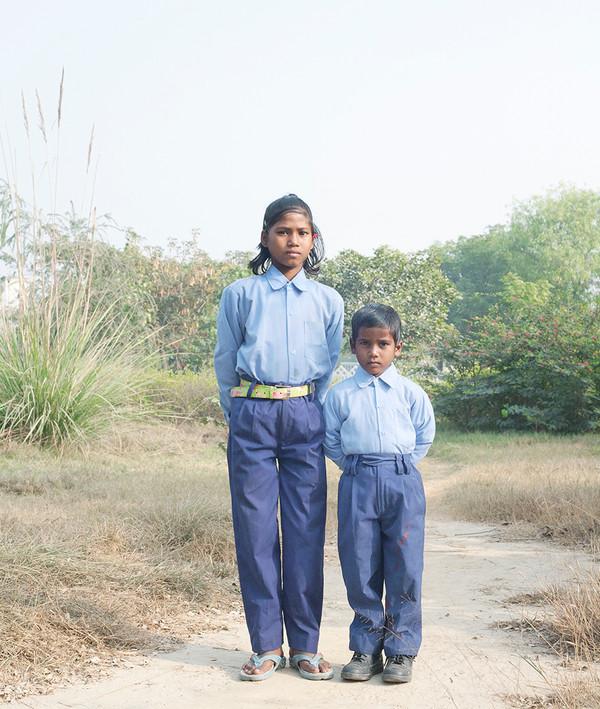 Chanchul and Hau, India.