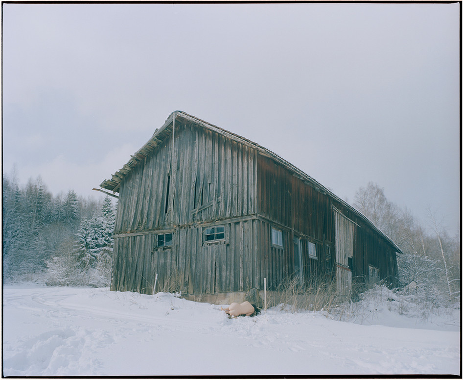 Body and the Barn - 1