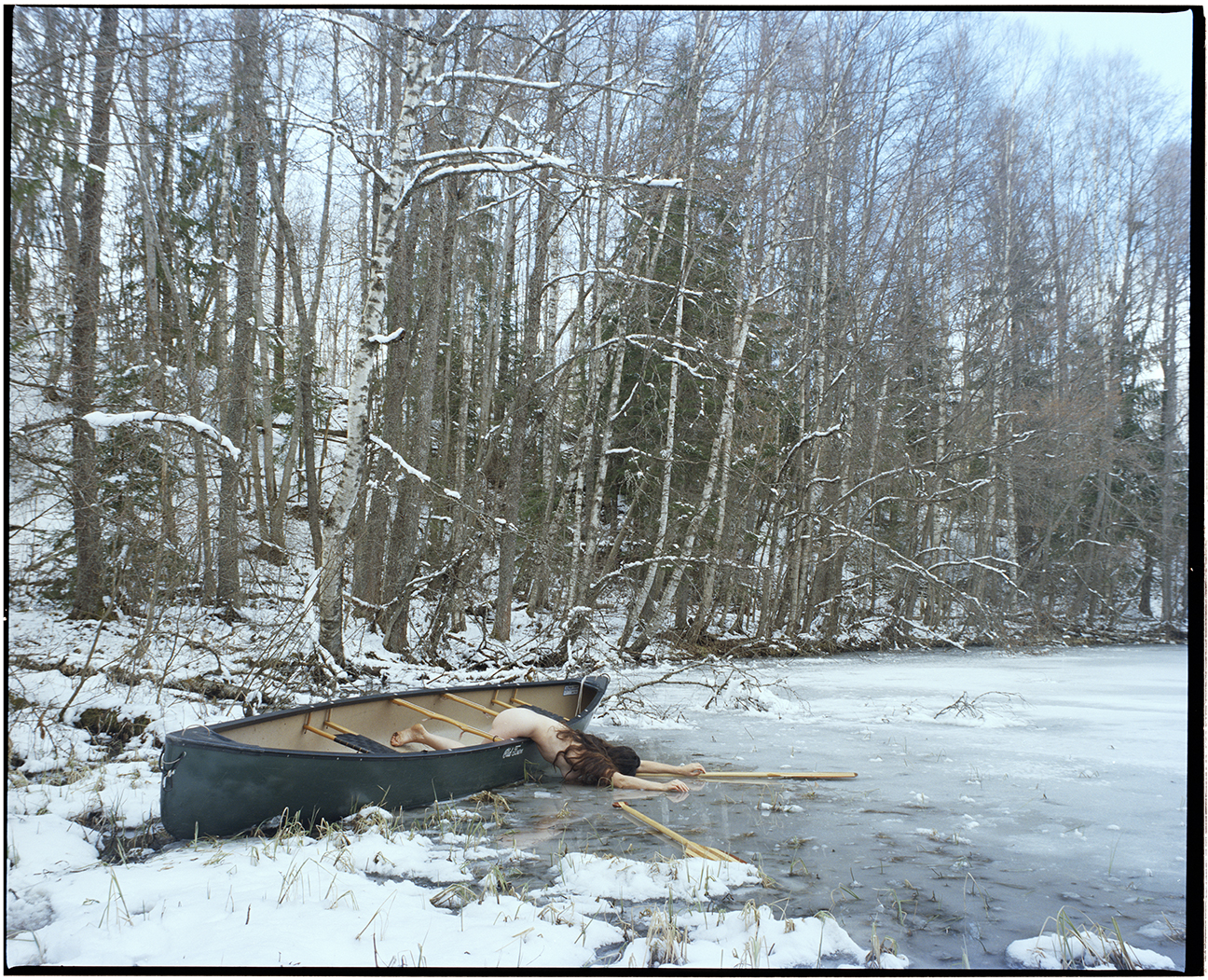 05. Body in Boat on Frozen Lake 2