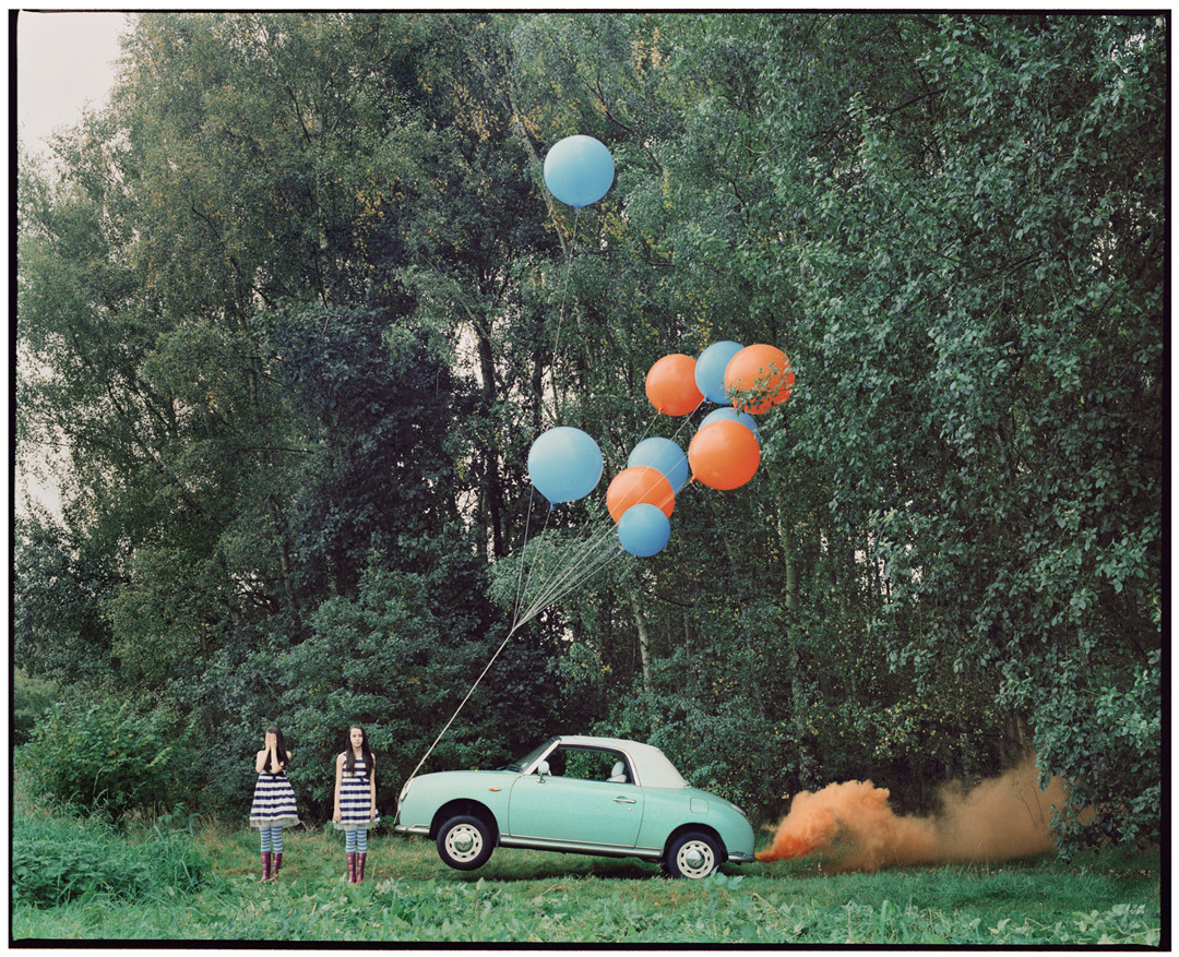 The Twins and the Green Car - 06