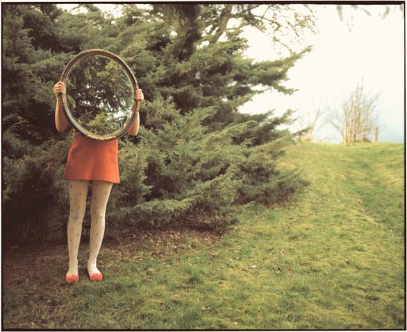 Ophelia & the Mirror