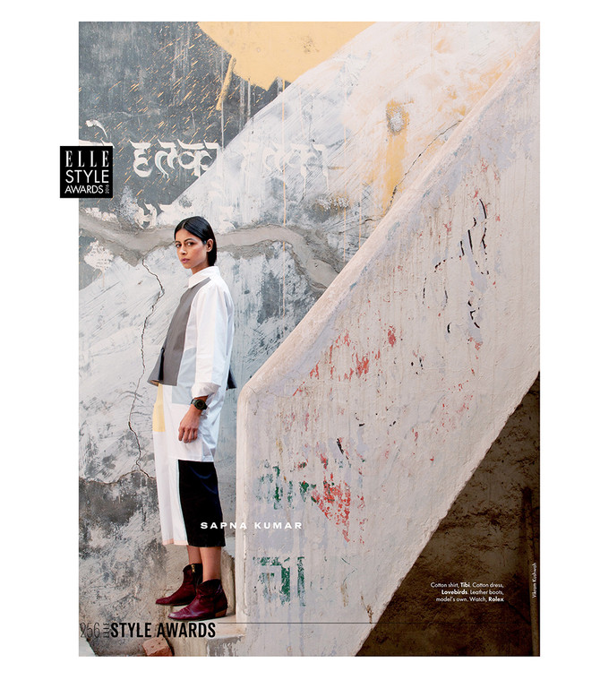 20th Anniversary Issue of Elle India