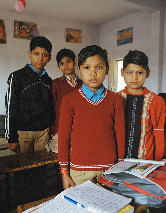 From the series 'The Education I Never Had'. India