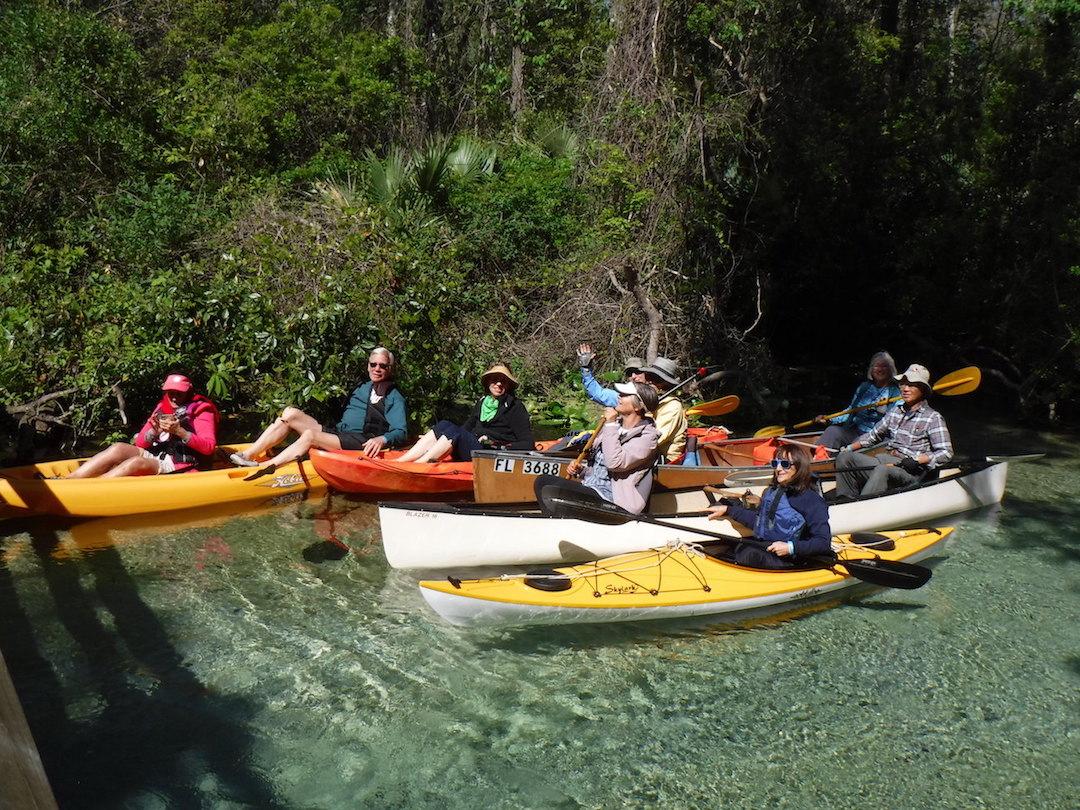 2020 San Diego FF paddling 'Emerald Cut'