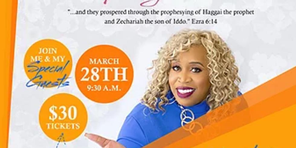 Prophetic Push Prayer Breakfast