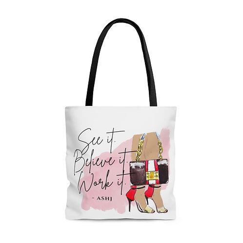 SBW Tote Bag