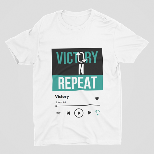 Victory On Repeat T-Shirt