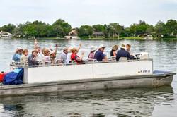 2014 - Hamburg FF on WP BoatTour