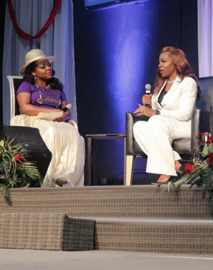 Kingdom Next Top Women's Conference