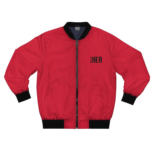SBW Bomber Jacket Red