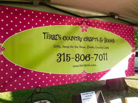 Terri's Country Crafts & Books