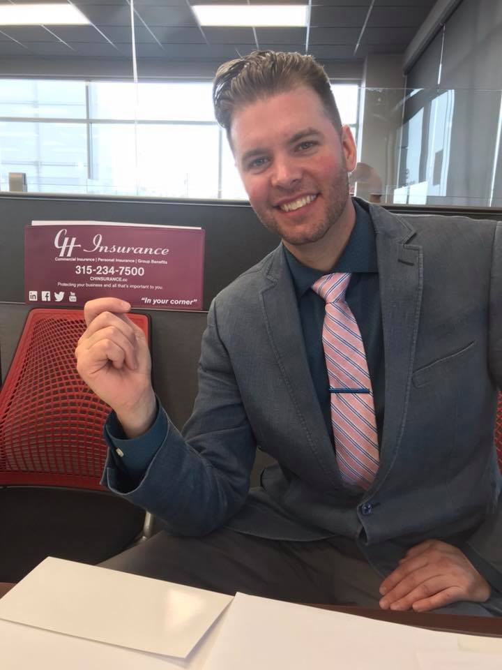 Dan Rogers personal lines account executive ch insurance