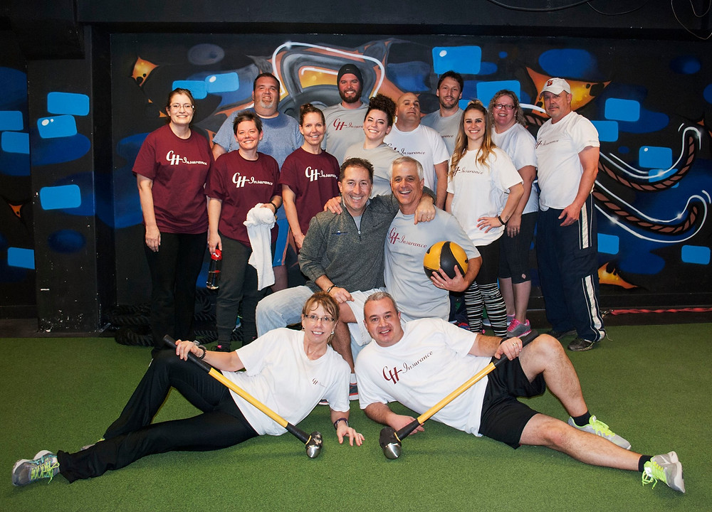 CorpFit workplace wellness with CH Insurance
