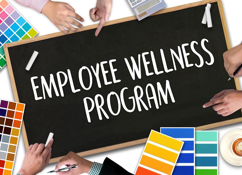 CH Insurance Employee Wellness program