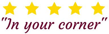 Five star customer service with CH Insurance. In your corner.